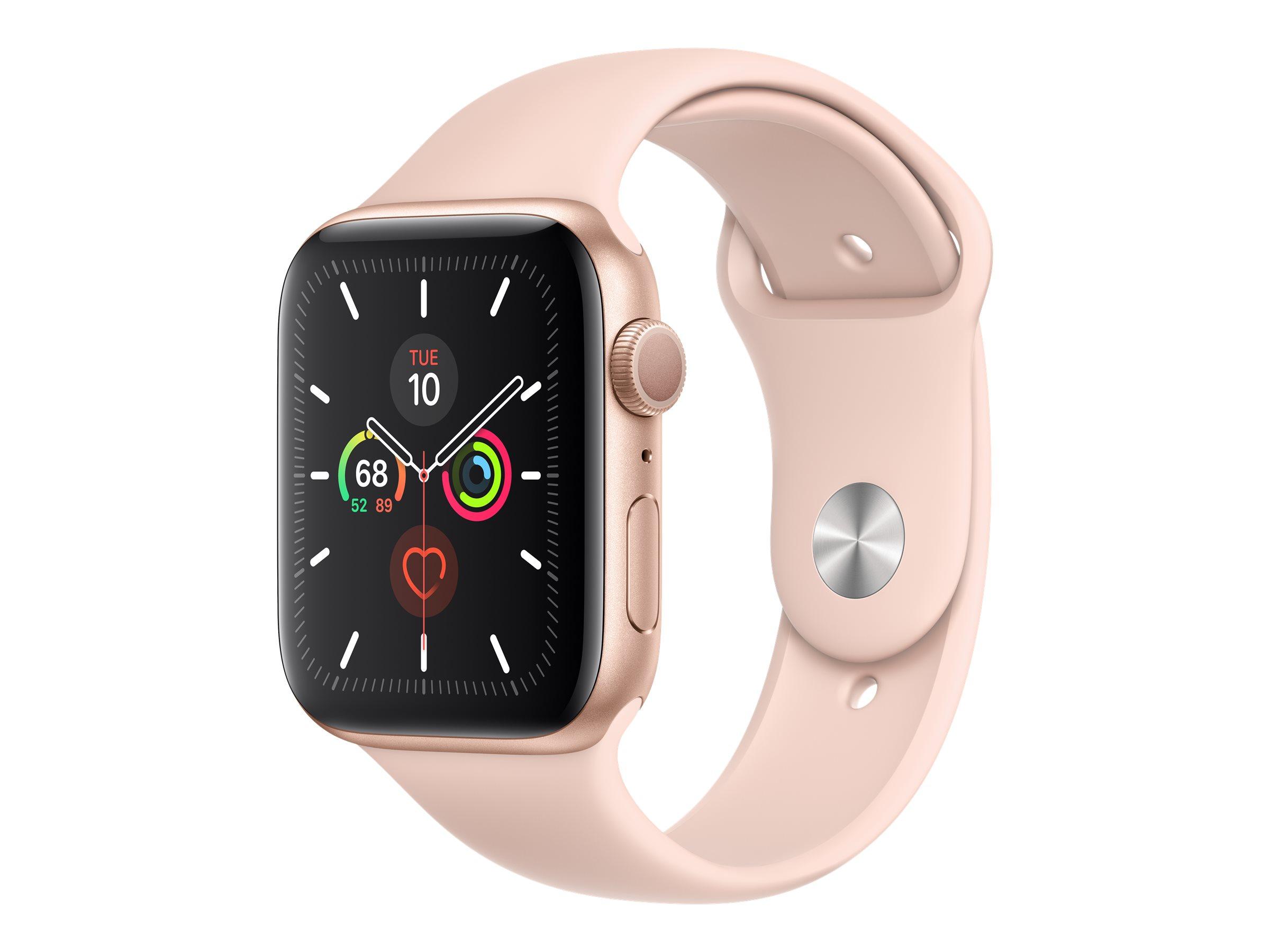 Apple Watch Series 5 (GPS) - 44 mm - Gold Aluminium