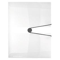 Herlitz 11206174 - A4 - Polypropylen (PP) - Weiß - Landschaftsportrait - 4 cm - 1 Stück(e)