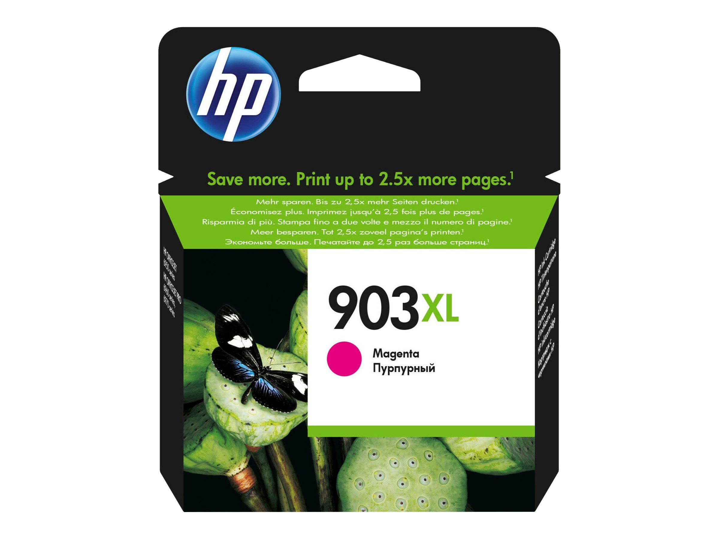 HP 903XL - 9.5 ml - Hohe Ergiebigkeit - Magenta