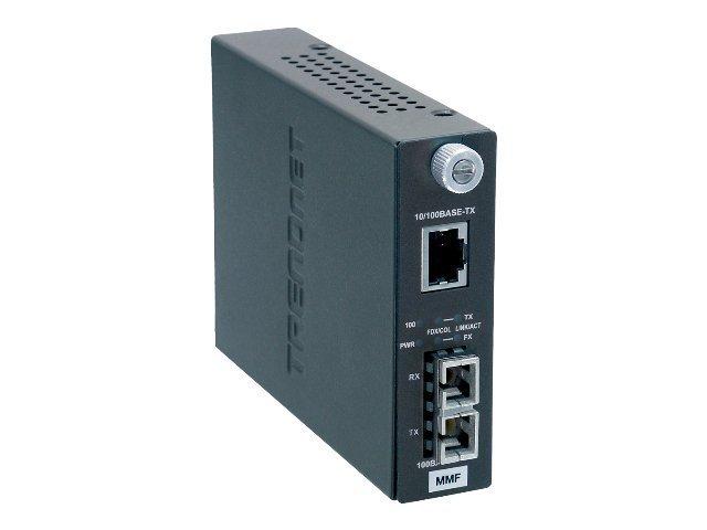 TRENDnet TFC-110 MSC - Medienkonverter - 100Mb LAN