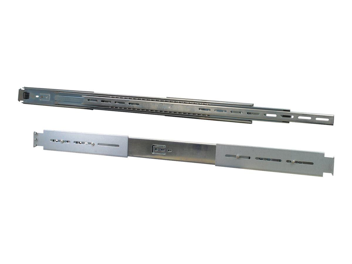 "Inter-Tech Rack-Schiene - Silber - 48.3 cm (19"")"