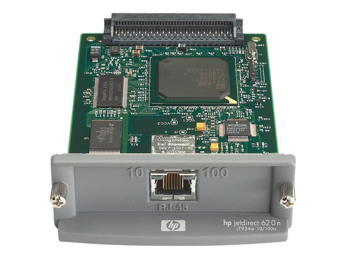 HP Jetdirect 620N Fast Ethernet Printserver
