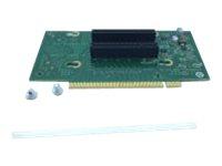 2U Short Riser - Riser Card - für Server Chassis R2000, R2312; Server System R2208, R2224, R2308, R2312