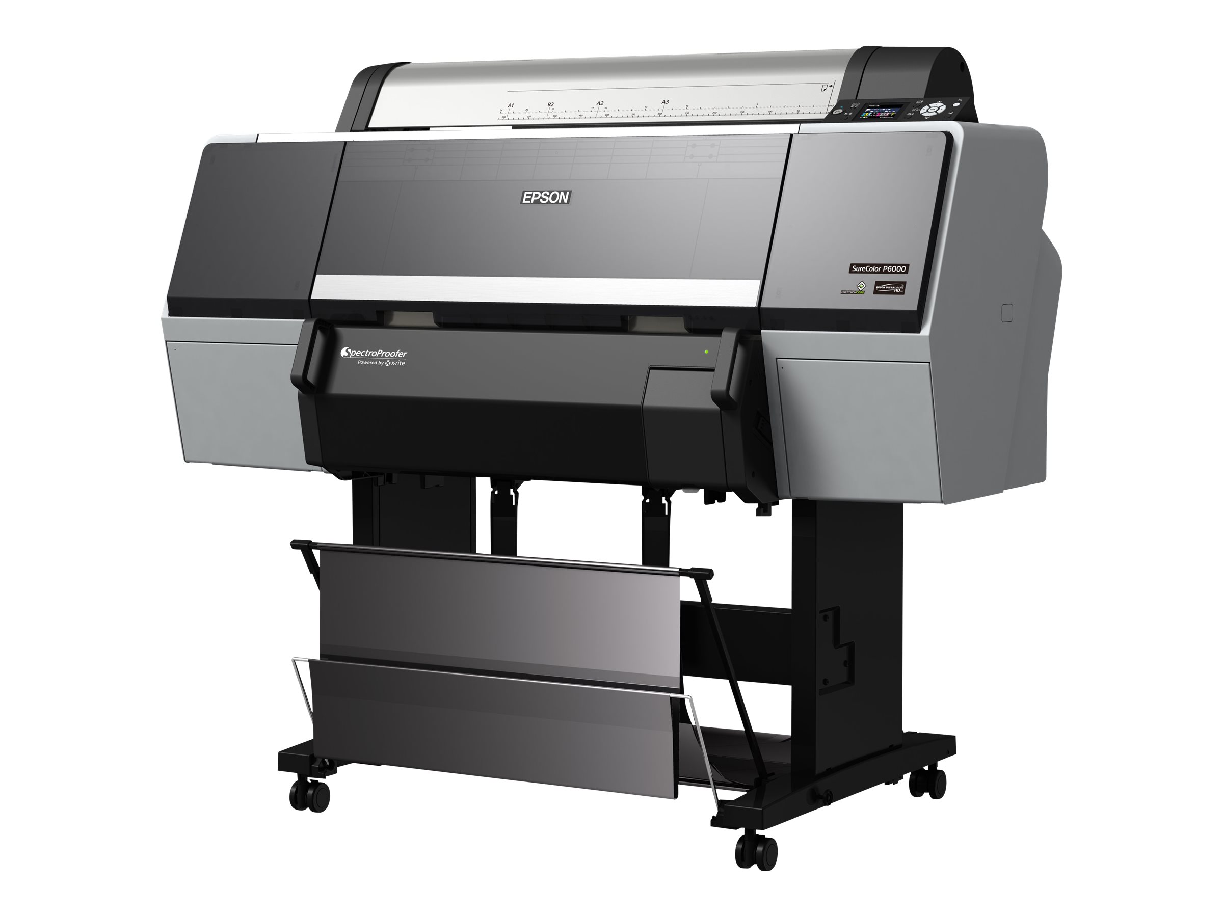 "Epson SureColor SC-P6000 - 610 mm (24"") Großformatdrucker - Farbe - Tintenstrahl - Rolle (61 cm)"