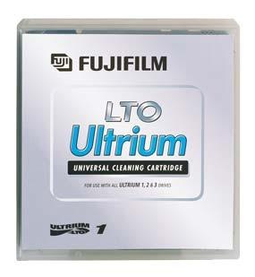 Fujitsu LTO cleaning cartridge Fuji