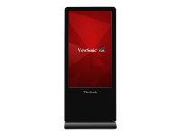 EP5540T Signage-Display 138,7 cm (54.6 Zoll) LED 4K Ultra HD Interactive flat panel Schwarz
