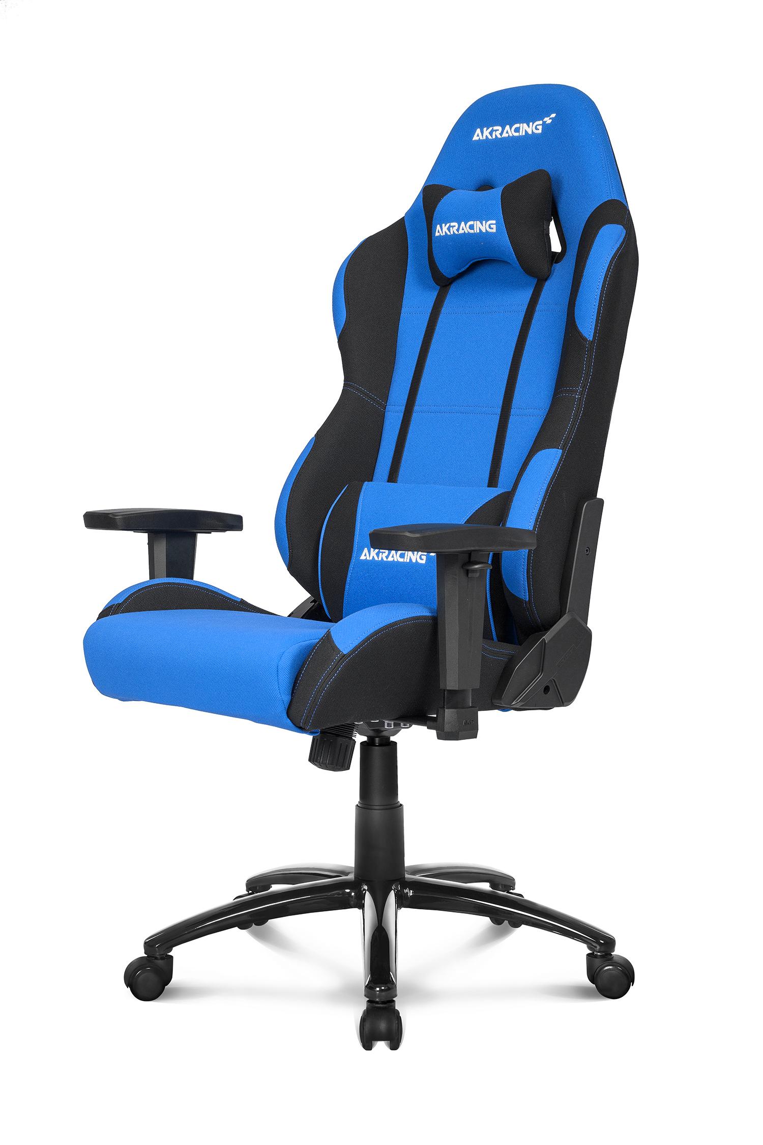 AKRacing EX - PC-Gamingstuhl - PC - 150 kg - Gepolsterter - ausgestopfter Sitz - Gepolsterte - ausgestopfte Rückenlehne - Rennen