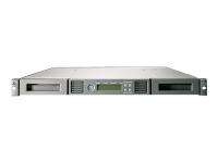 StoreEver 1/8 G2 Tape Autoloader Ultrium 15000 - Tape Autoloader - 48 TB / 120 TB
