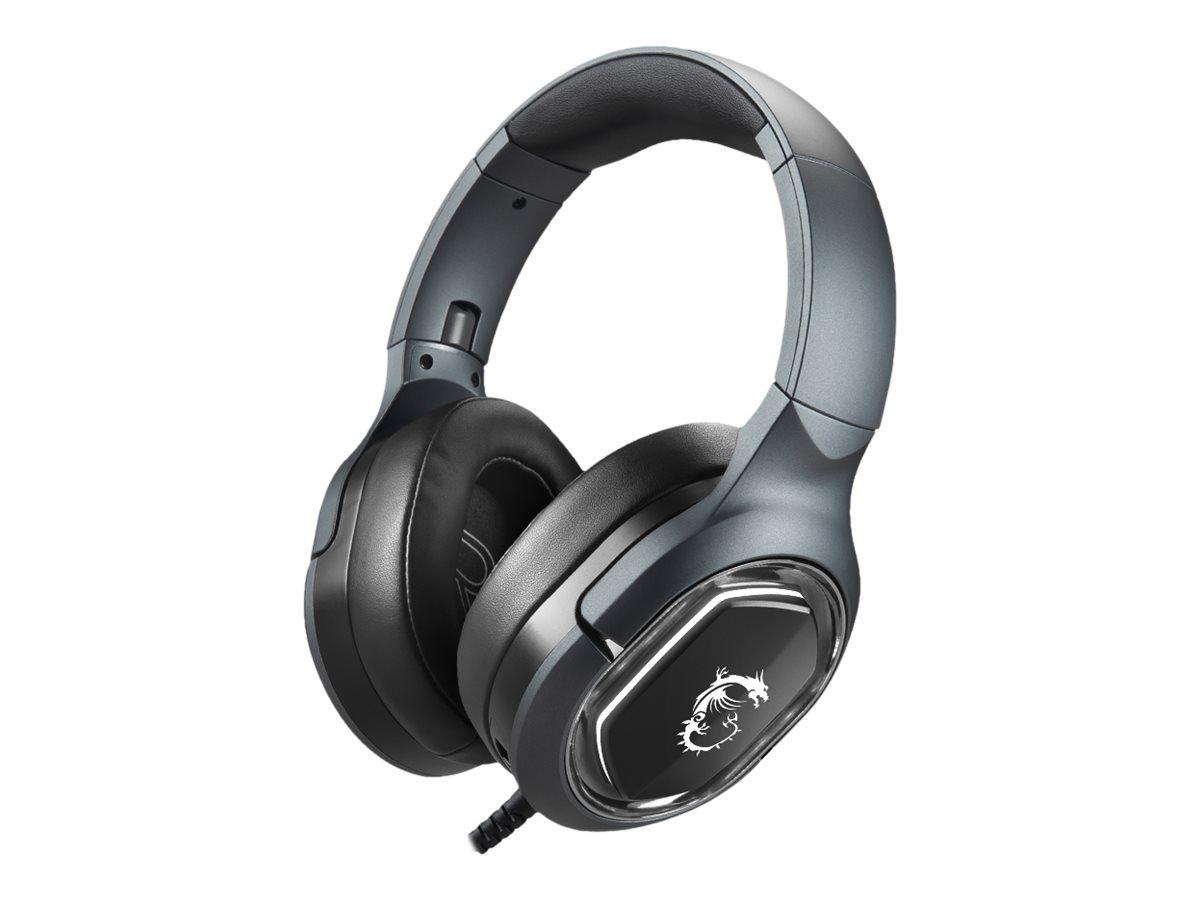 MSI Immerse GH50 - Headset - ohrumschließend