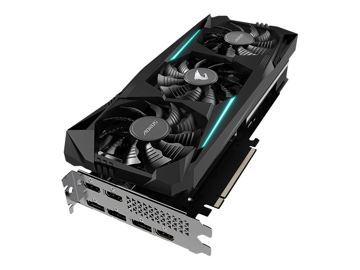 Gigabyte AORUS Radeon RX 5700 XT 8G - Grafikkarten