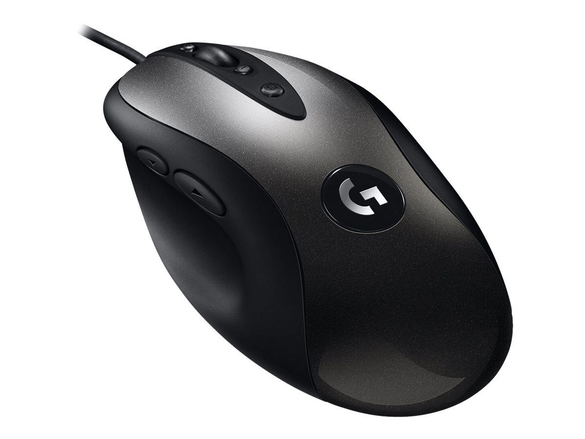 Logitech MX MX518 - Maus - optisch - 8 Tasten