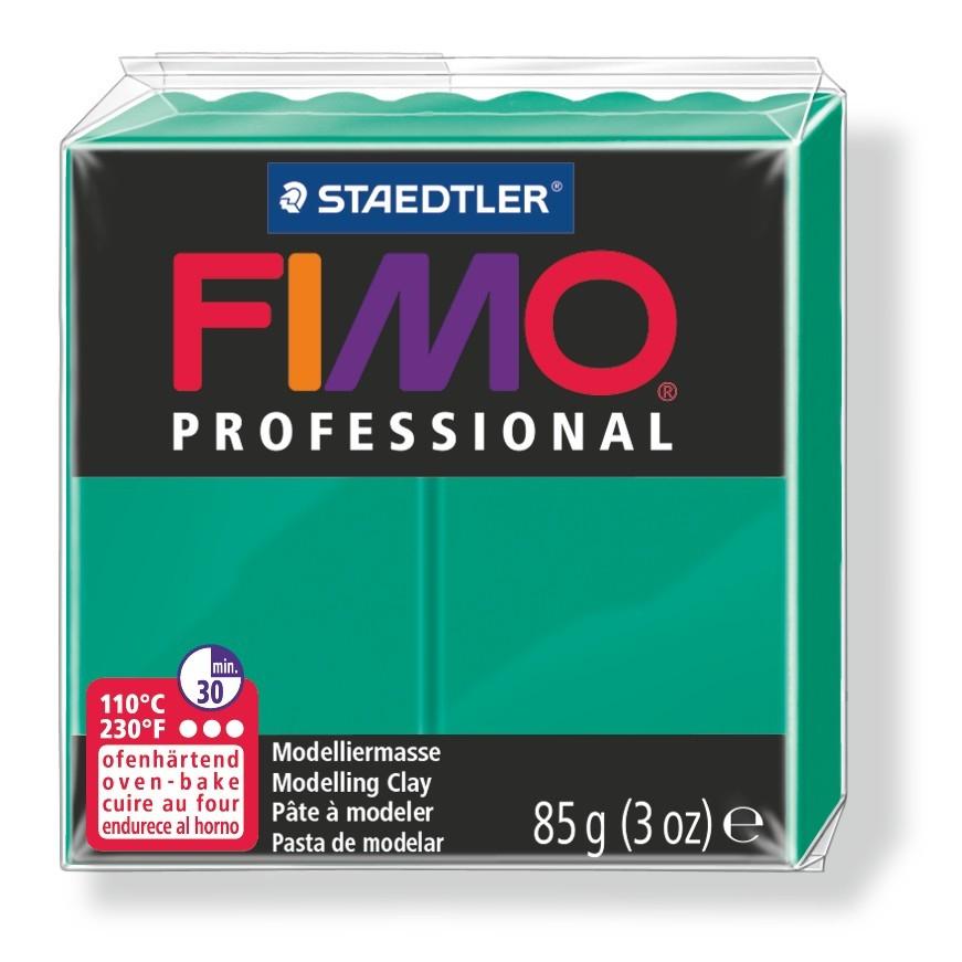 STAEDTLER FIMO 8004-500 - Knetmasse - Grün - 1 Stück(e) - 1 Farben - 110 °C - 30 min