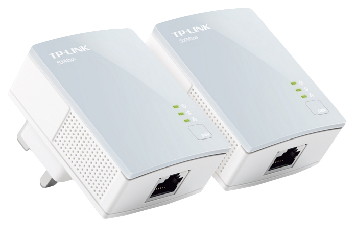 TP-LINK TL-PA411KIT V2.0 - Bridge - HomePlug AV (HPAV)