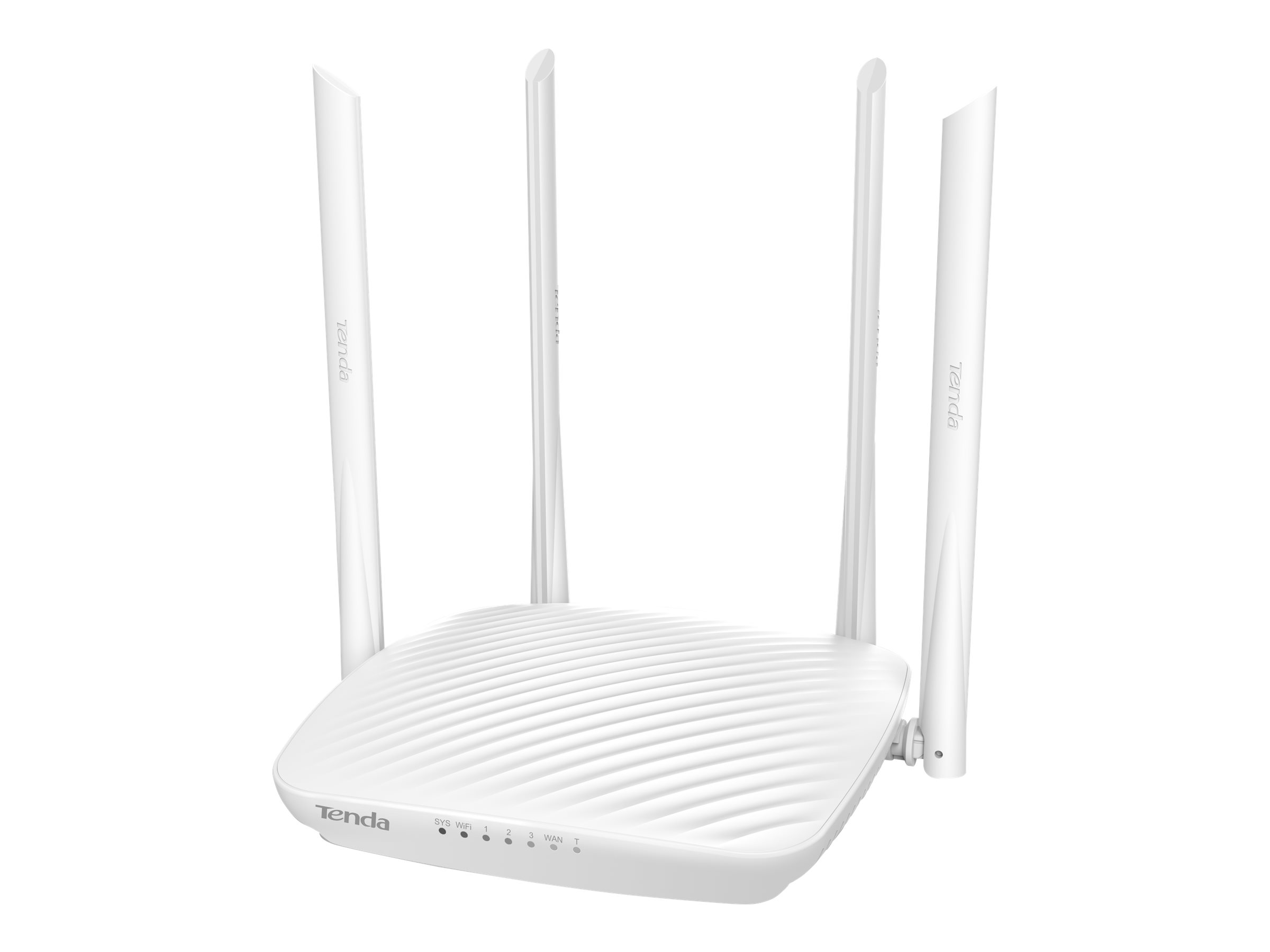 Tenda F9 - Wireless Router - GigE - 802.11b/g/n
