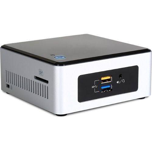 Wortmann TERRA PC-MICRO 3000 SILENT GREENLINE MUI - Intel® Celeron® Processor N3050 / 2.16 GHz - RAM 4 GB