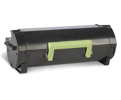 Lexmark 60F0HA0 Laser cartridge 10000Seiten Schwarz Lasertoner / Patrone