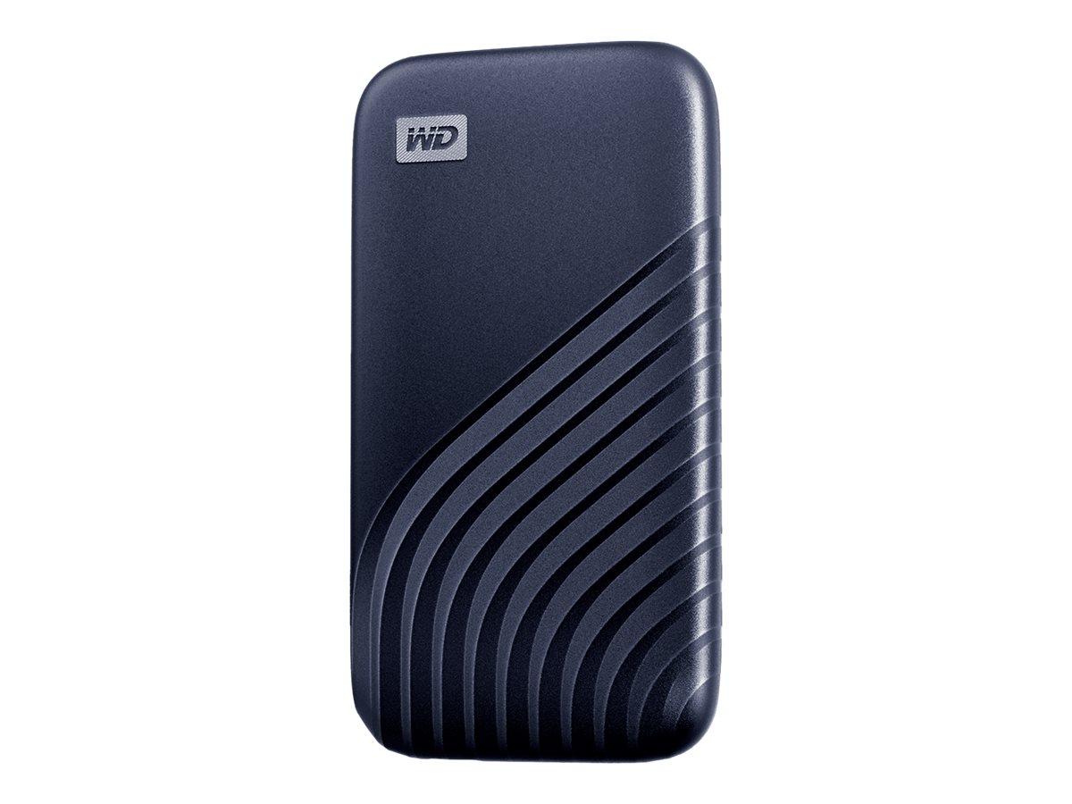 WD My Passport SSD WDBAGF5000ABL - 500 GB SSD - extern (tragbar)