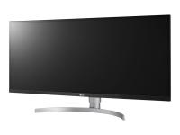 34WK650-W 34Zoll UltraWide Full HD LED Flach Schwarz - Weiß Computerbildschirm LED display