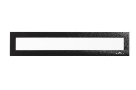 Durable 498701 - A3 - Schwarz - Landschaft - 297 mm - 40 mm