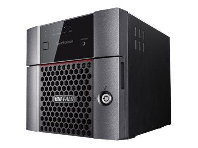 Buffalo TeraStation 3210DN - NAS-Server - 2 Schächte