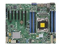 Supermicro X10SRi-F - Motherboard