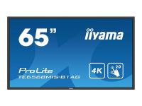 ProLite TE6568MIS-B1AG Touchscreen-Monitor 163,8 cm (64.5 Zoll) 3840 x 2160 Pixel Schwarz Multi-touch Multi-Nutzer