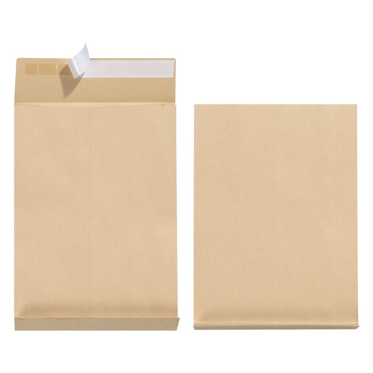 Vorschau: Herlitz 11290012 - C4 (229 x 324 mm) - Papier - Braun - 130 g/m² - 229 mm - 32,4 cm