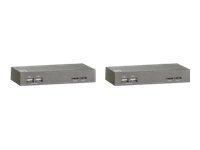 KVM-9006 Tastatur/Video/Maus (KVM)-Switch Schwarz