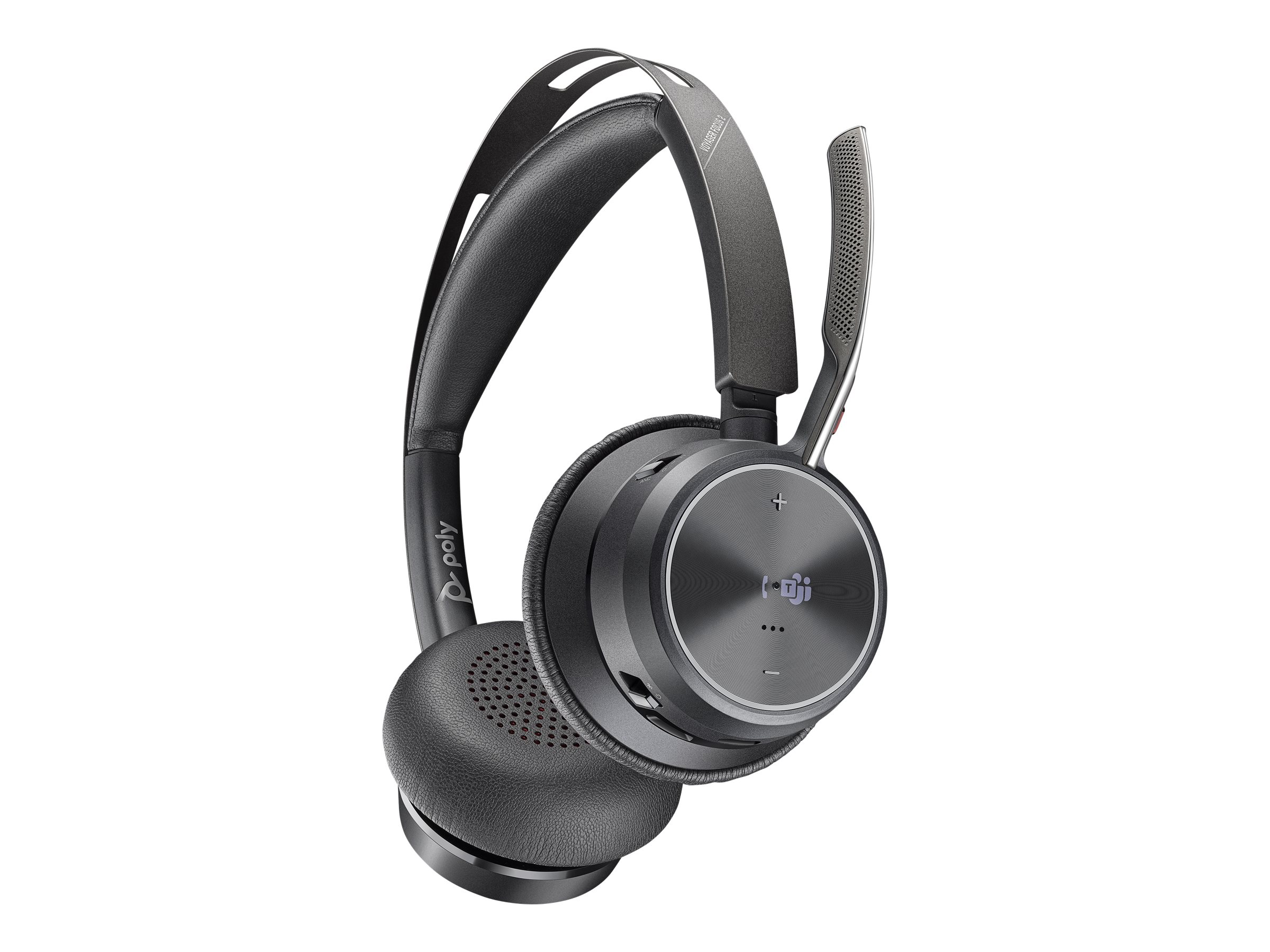 Poly Voyager Focus 2 UC - Headset - On-Ear - Bluetooth
