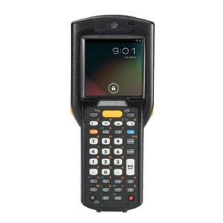 Zebra MC3200 Handheld Mobile Computer 7,62 cm (3 Zoll) 320 x 320 Pixel Touchscreen 365 g Schwarz