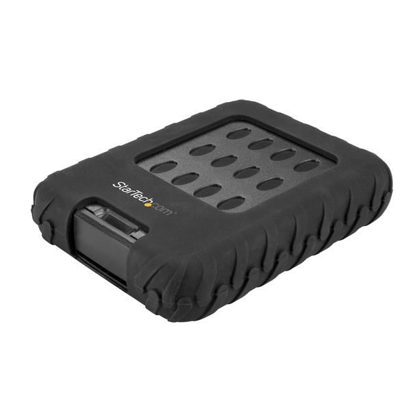 StarTech.com S251BRU31C3 HDD / SSD-Gehäuse 2.5Zoll Schwarz Speichergehäuse