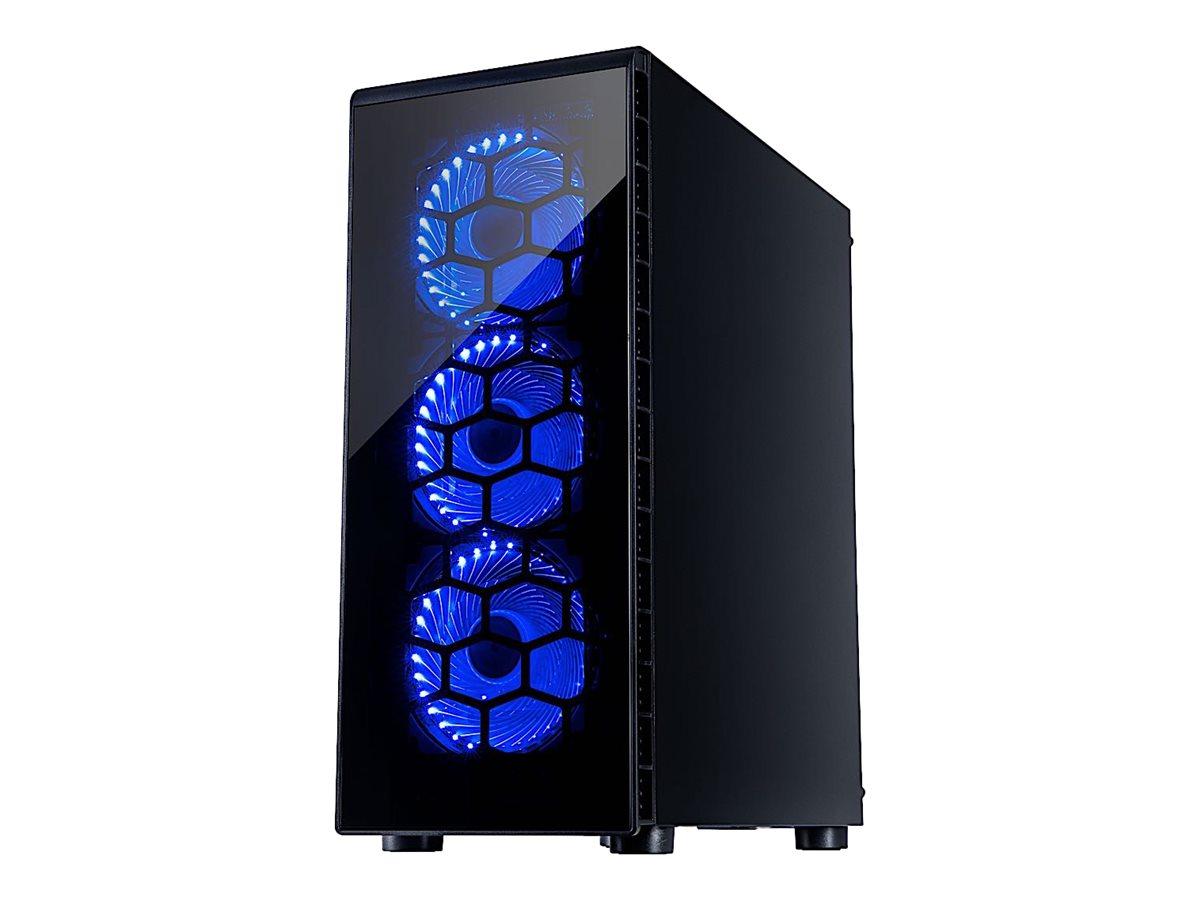 Inter-Tech CXC2 - Tower - ATX - ohne Netzteil