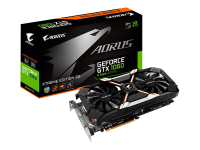 AORUS GeForce GTX 1060 Xtreme Edition 6G 9Gbps GeForce GTX 1060 6GB GDDR5