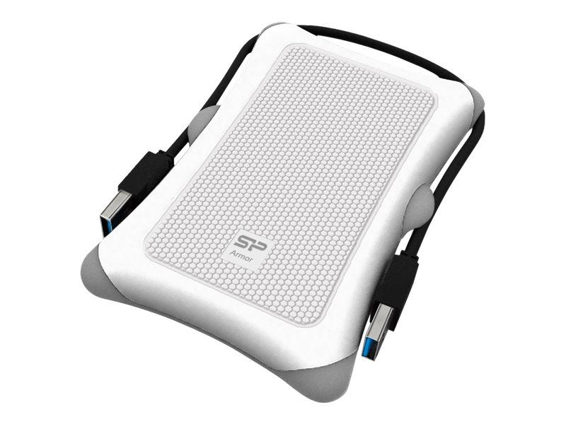 Silicon Power Armor A30 - Festplatte - 2 TB - extern (tragbar)