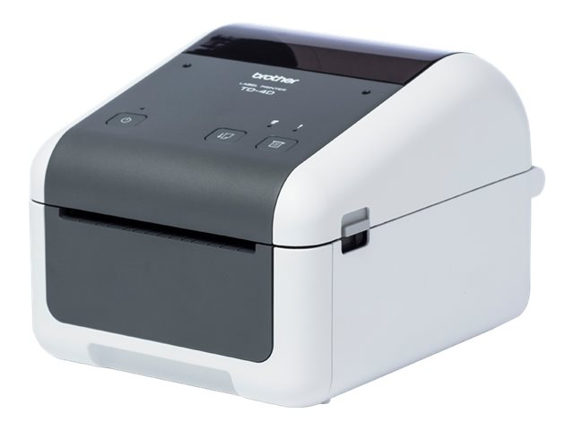 Brother TD-4520DN - Etikettendrucker - Thermopapier - Rolle (11,8 cm)