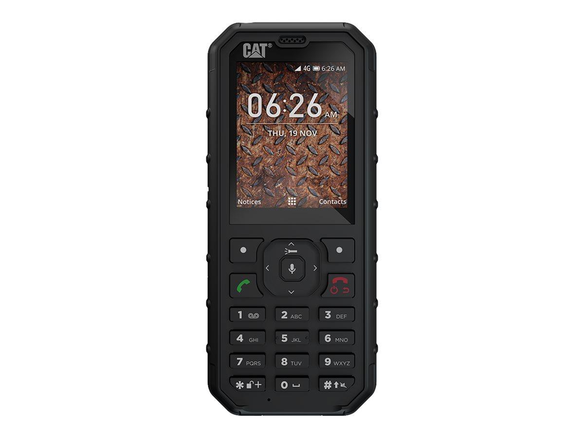 CAT B35 - Mobiltelefon - Dual-SIM - 4G LTE - 4 GB