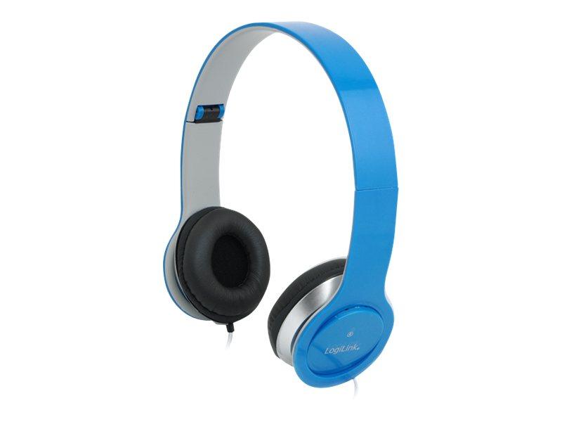 LogiLink Stereo High Quality Headset