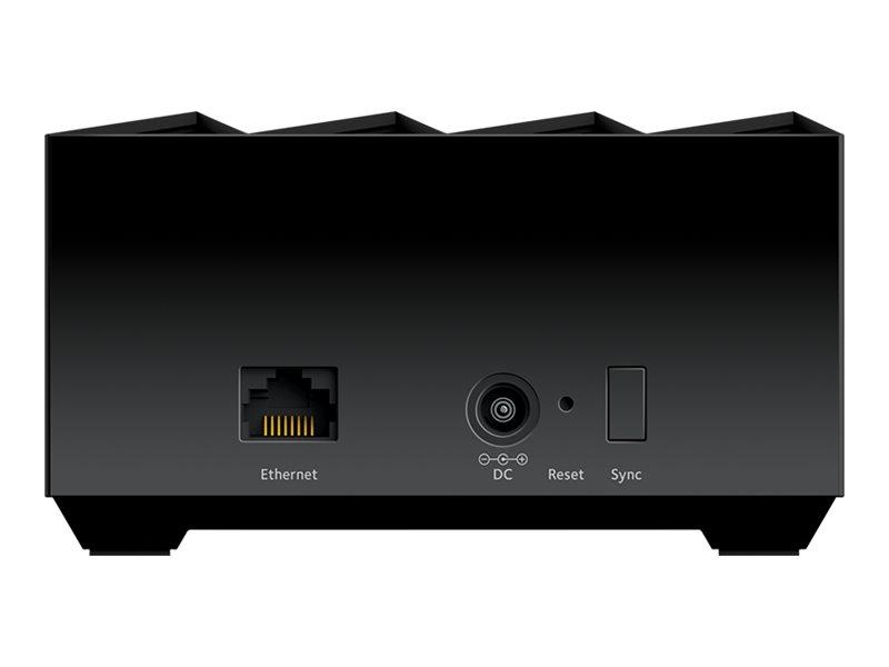 Netgear Nighthawk MK63 - WLAN-System (Router, 2 Extender)