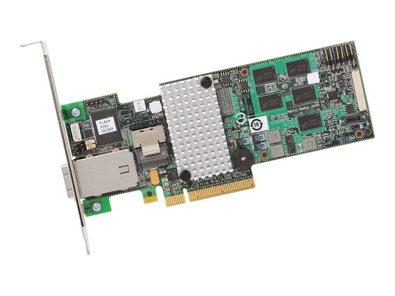 BROADCOM MegaRAID SAS 9280-4i4e - Speichercontroller (RAID)
