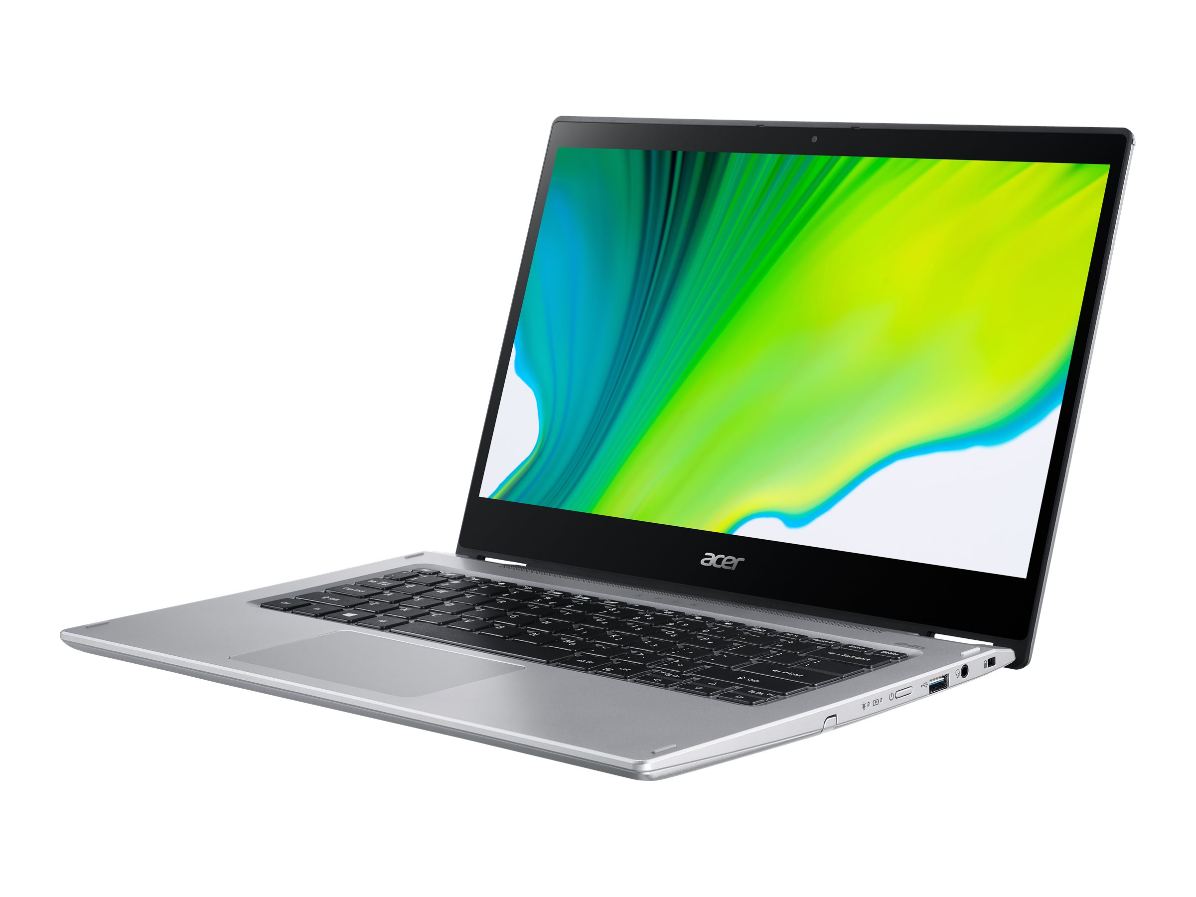 "Acer Spin 3 Pro Series SP314-54N - Flip-Design - Core i5 1035G4 / 1.1 GHz - Win 10 Pro 64-Bit - 8 GB RAM - 256 GB SSD - 35.56 cm (14"")"