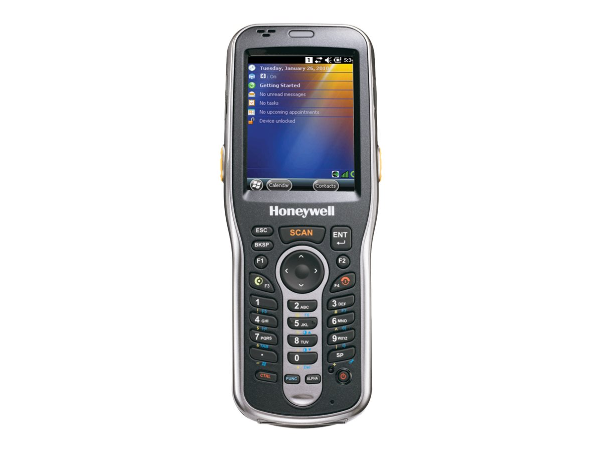 "HONEYWELL Dolphin 6110 - Datenerfassungsterminal - Win CE 6.0 Pro - 512 MB - 7.1 cm (2.8"")"