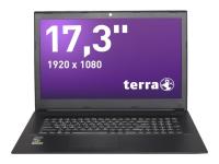 MOBILE 1776P - Intel® Core? i7 der achten Generation - 2,20 GHz - 43,9 cm (17.3 Zoll) - 1920 x 1080 Pixel - 8 GB - 1240 GB