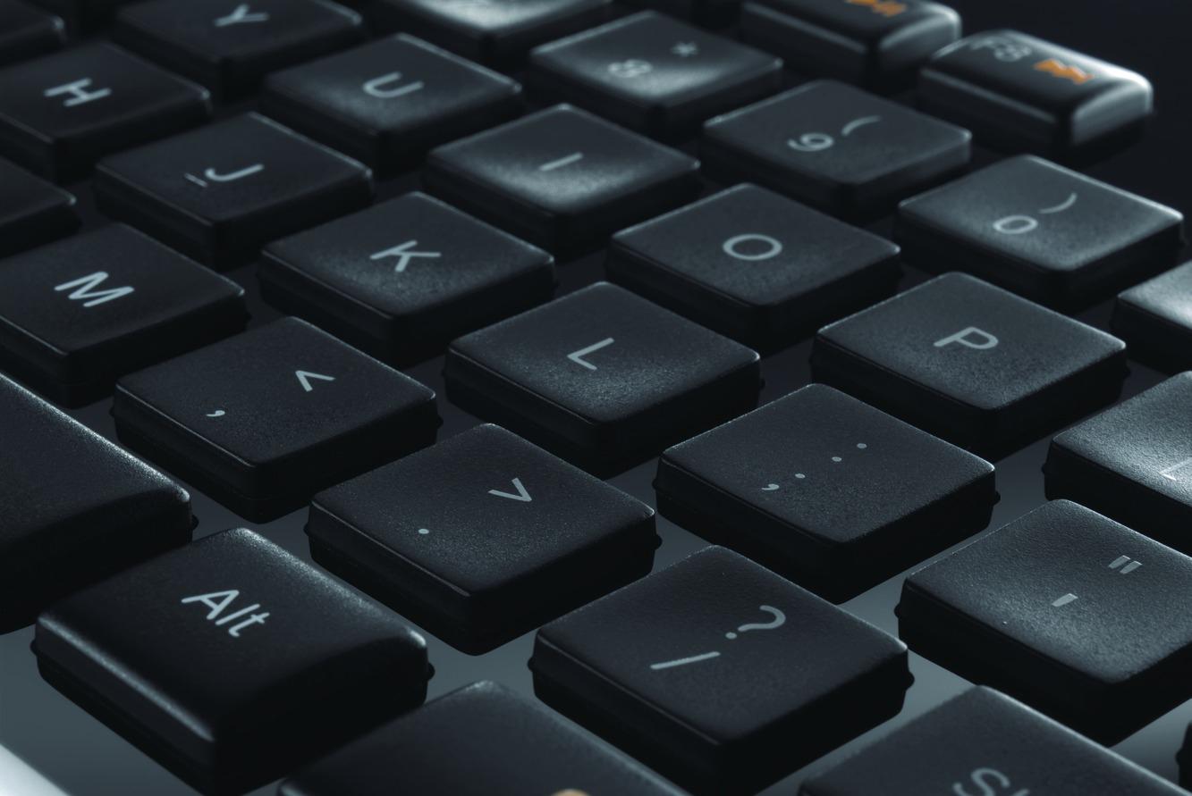 Logitech Wireless Solar Keyboard K750 - Tastatur - drahtlos