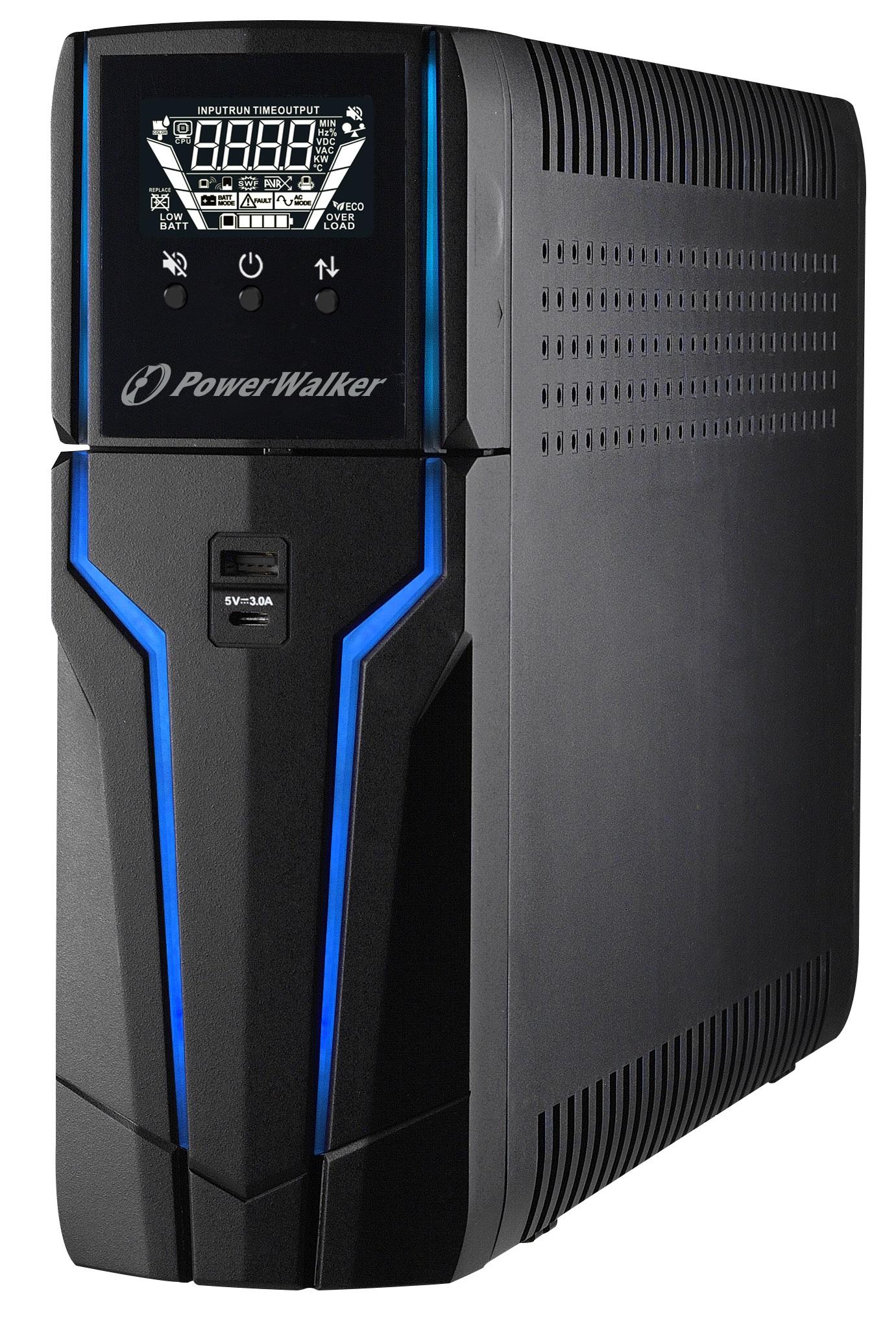 PowerWalker VI 1000 GXB IEC