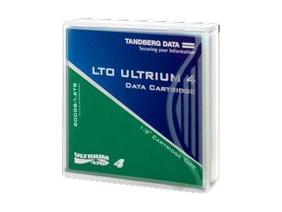 Tandberg LTO Ultrium 4 - 800 GB / 1.6 TB - für P/N: 2485-LTO