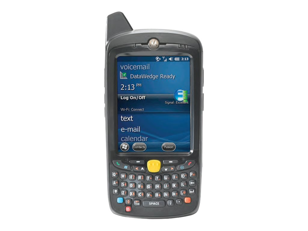 "Zebra MC67 - Datenerfassungsterminal - Win Embedded Handheld 6.5 Pro - 1 GB - 8.9 cm (3.5"")"
