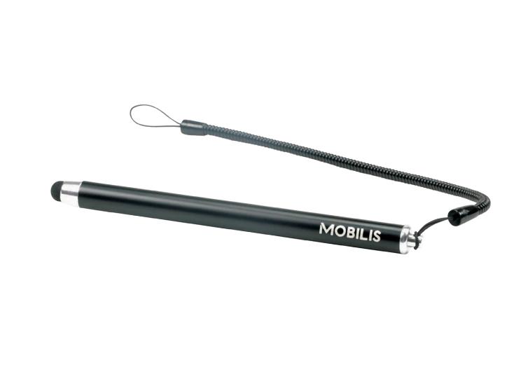 Mobilis 001054 Universal Any brand Black Capacitive Metal 10 pc(s)