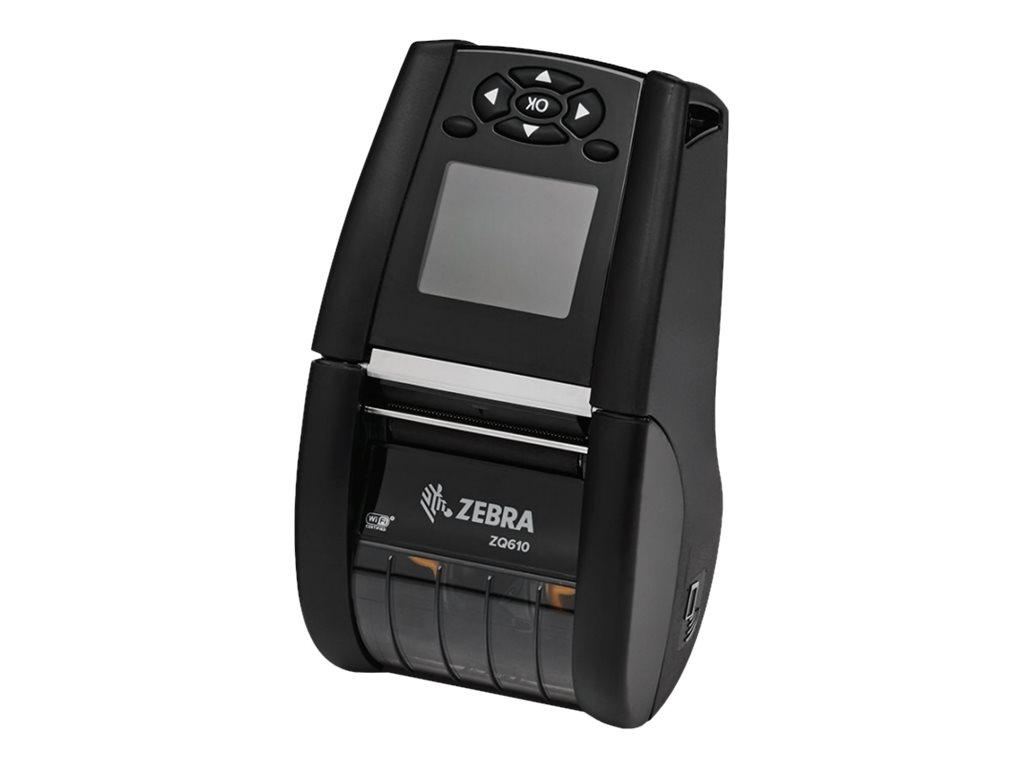 Zebra ZQ600 Series ZQ610 - Etikettendrucker - Thermopapier - Rolle (5,5 cm)