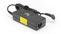 65W-19V Notebook Adapter - EU power cord Innenraum 65W Schwarz Netzteil & Spannungsumwandler