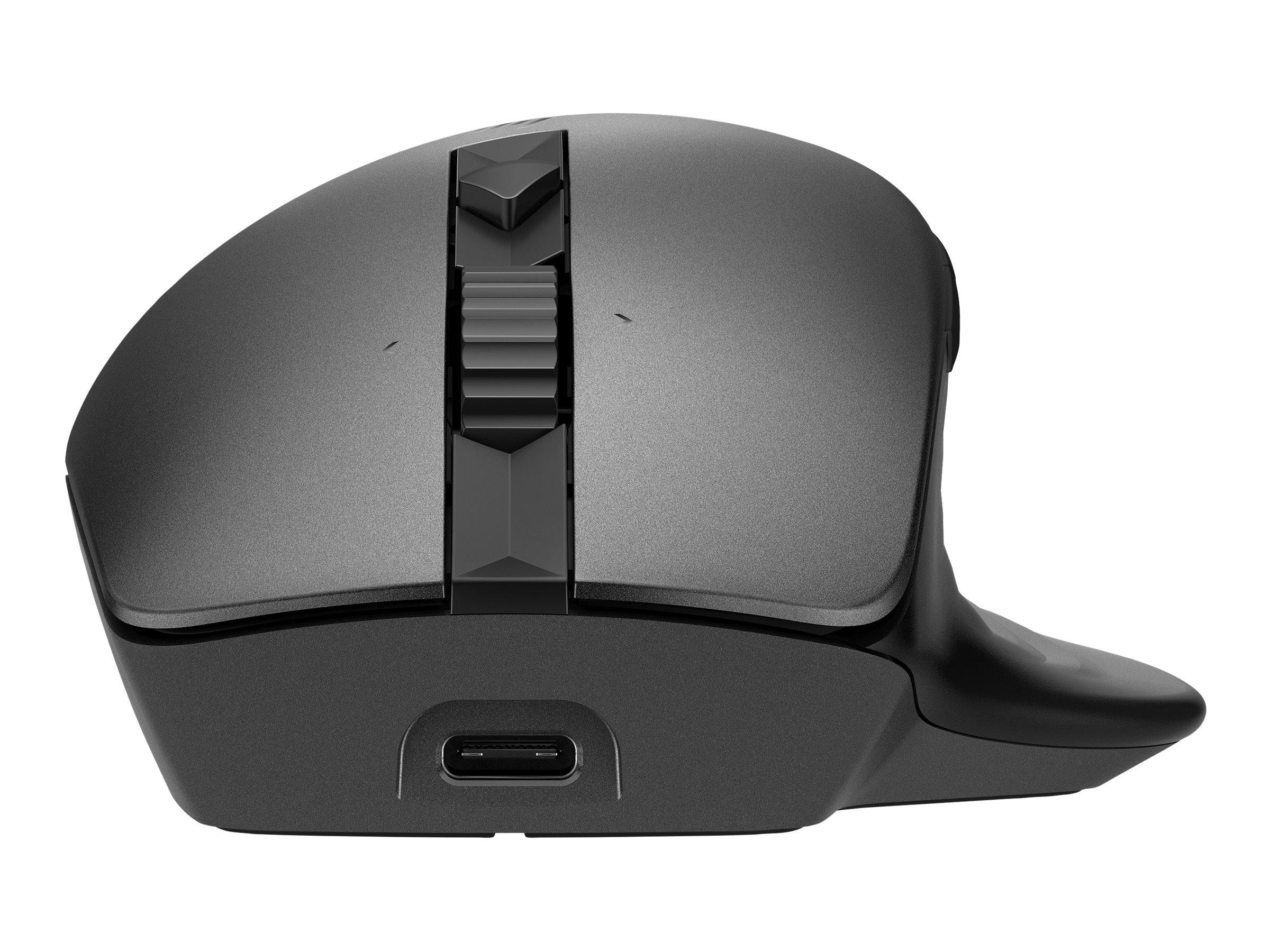 HP Creator 935 - Maus - kabellos - Schwarz - für Elite x2